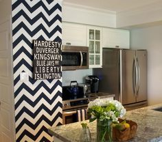 https://promotions.frogtape.com/earn-your-stripes/gallery/detail/239 Small Cevron accent wall
