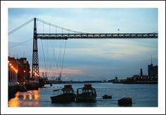 Puente Colgante (Portugalete-Bizkaia)
