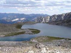 Goat Lake: Idaho's highest elev lake, can't wait to go back