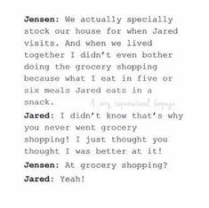Omg Jareds eating habits