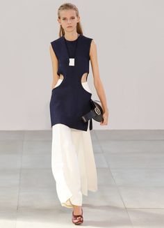 Céline Look 39/Summer 2015