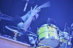 [Alexandros]庄村聡泰2016/3/10「Welcome![Alexandros]LIVE 2016」@新木場STUDIO COAST Drums, Music Instruments, Live, Image, Coast, Percussion, Musical Instruments, Drum, Drum Kit