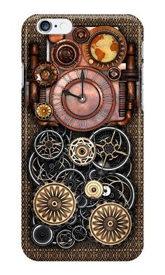 13 Best Steampunk Iphone 6 6s Cases Images Steampunk