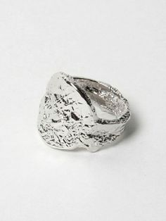 Maison Martin Margiela 'Tin Foil' Ring