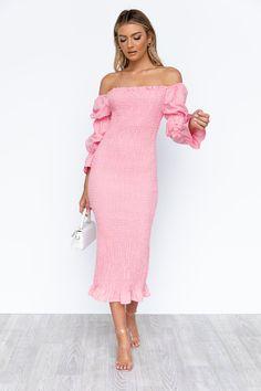 Emily Dress - Pink Pink Dress, Lace Dress, Strapless Dress, Online Fashion Boutique, Online Fashion Stores, Semi Formal Dresses, Womens Fashion Stores, Cute Woman, Dresses Online