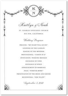 Signature White Textured Programs Framed Elegance - Front : Black--$278.60 for 140