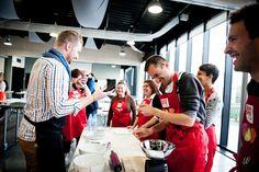 Des candidats conseillés par Julien #Lapraille, un ex candidat de Top Chef 2014 !