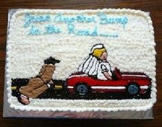 Divorce Cakes Are a Thing, And They Are Hilarious! - Just another bump in the road