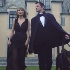 """Taylor Swift Changes 20 Times (AKA Every 12 Seconds!) in Her New Video """"Blank Space"""" from InStyle.com"""