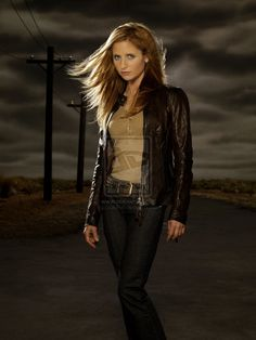 sarah michelle gellar / Buffy