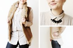 Stylist Anne-Katrin shows: How-to-wear #boyfriendshirt #welove