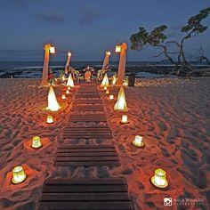 """Live Love Life on Instagram: """"Romantic dinner set up at @grandnikkobali  #grandnikkobali #nala_rinaldo #magicpict_travel .  @grandnikkobali ."""""""