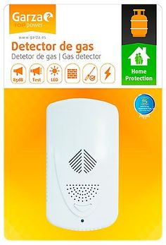 Estufa de gas QLIMA GH8034 · LEROY MERLIN Led, Products, Gas Detector, Security Systems, Wood Stoves, Gadget