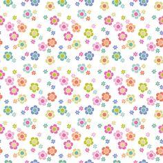 Blooms White Bavlněné plátno šíře 110 cm. Srážlivost cca 3%. Výrobce Blend Fabrics ( USA ), z kolekce Paislegh by Maude Asbury. Cena je za 10 cm = 1 kus . Pokud chcete například 150 cm- zadáte 15 kusů.