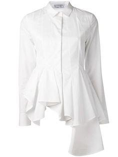 Viktor & Rolf ruffle front blouse