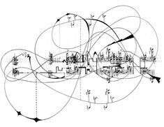 Experimental music notation. Some people say it's Will Redman, others say it's John Cage. Any proof either way?