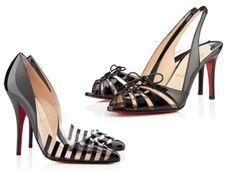 Chaussures Christian Louboutin printemps été 2013 - Blog Chaussures  Chaussure Francaise, Printemps Été, Saison db3a8a9915e9