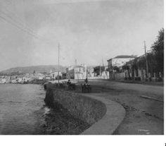 GİRİT..XANİA..1950 yılları..kumkapi Old Pictures, Europe, Island, Beach, Water, Lost, Outdoor, Memories, Crete