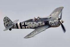 Focke Wulf FW 190 | Flickr - Photo Sharing!