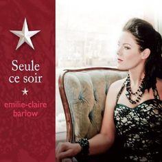 """Seule ce soir, Emilie-Claire Barlow  Très belle interprétation de """"Petit matin"""" de Sylvain Lelièvre."""