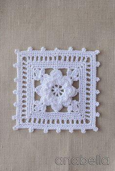 Anabelia craft design: Crochet