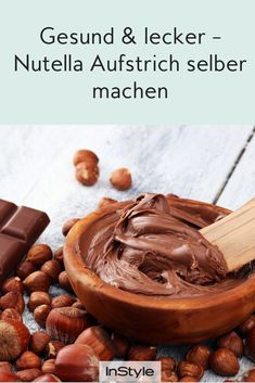 Dieser Nutella-Aufstrich ohne Zucker macht nicht dick – und du kannst ihn easy selber machen This Nutella spread without sugar does not make you fat – and you can make it easy by yourself eating Low Carb Cupcakes, Easy Smoothie Recipes, Snack Recipes, Snacks, Oreo Dessert, Cupcakes Amor, Sugar Free Nutella, Nutella Spread, Coconut Smoothie