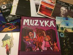 M.U.Z.Y.K.A. recenzja    #music #cds #jazz #classics #classical #hubro #ACT
