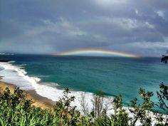 Kauai Rainbow Bridge