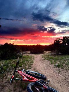 Mountain biking - New Mexico