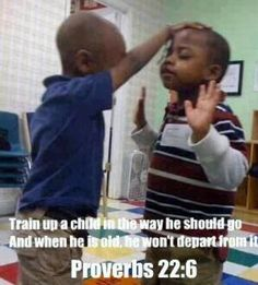 I'd love to have this precious child pray for me! ♥