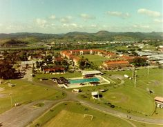 Fort Clayton, Panamá. Alan was stationed here in 1971...we were married Jan. 29th...about one month later I joined him and we lived in Panama City in a apartment building....chickens next door woke us up early every day.