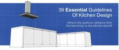 The 39 Essential Rules of Kitchen Design