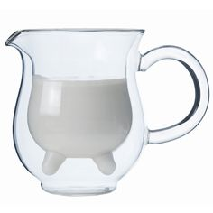 Creamer Glass - LOL