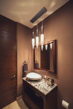 Residencia R53 : Baños modernos de Imativa Arquitectos