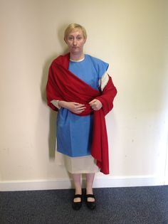 Ancient Roman Girls Outfit