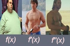 i would have paid more attention in calculus if my book had these pictures to explain it