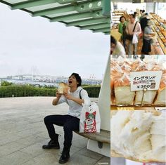 Long-established bakery in Motomachi  #japankuru #yokohama #trip #travel #cooljapan #japan #nightview #backpack #daytrip #minatomirai #harbor #motomachi #bread #toast #요코하마 #빵 #요코하마항 #일본빵 #麵包 #元町 #橫濱 #旅行 #港見丘