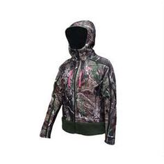 Under armour camo hoodie pink and black