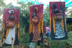 Cuadros de africanas