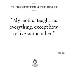 MIssing My Mom! ❤