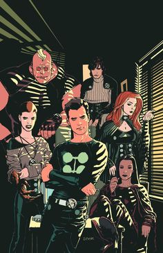 X-Factor Investigations by Ryan Sook