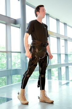A Wearable Robot Suit That Will Add Power To Your Step | Co.Exist | ideas + impact
