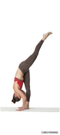 3 Prep Poses for Handstand (Adho Mukha Vrksasana). Lengthen the hamstrings, hone midline awareness, and cultivate balance with these prep poses for handstand.