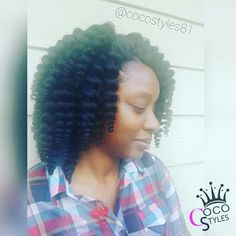 Crochet Hair Orlando : ... Crochet Braids on Pinterest Crochet braids, Marley hair and Water