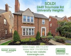 Sold in University Heights! #HowardHanna