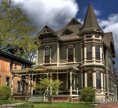 164 best victorian homes images on pinterest old houses my dream house and victorian. Black Bedroom Furniture Sets. Home Design Ideas