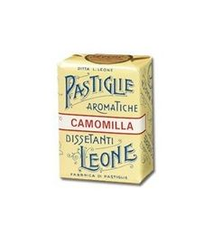 PASTILLES DIGESTIVES CAMOMILLE