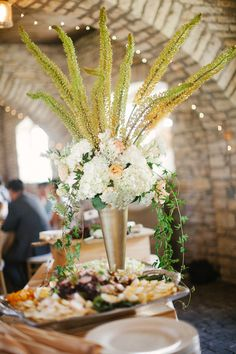 Minnesota Wedding from Laura Ivanova Photography Old Oak Tree, Event Planning, Flower Arrangements, Floral Design, Bloom, Wreaths, Table Decorations, How To Plan, Flowers