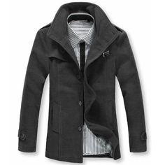 Японское пальто куртки мужское фото