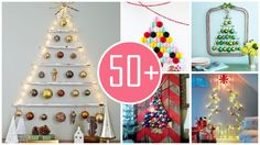 Which 2015 Christmas tree wall hanging do you like best? Collect this to your board.